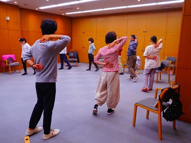 『「イライラ」と上手く付き合うためのアンガーマネジメント初級者講座』講演会写真2