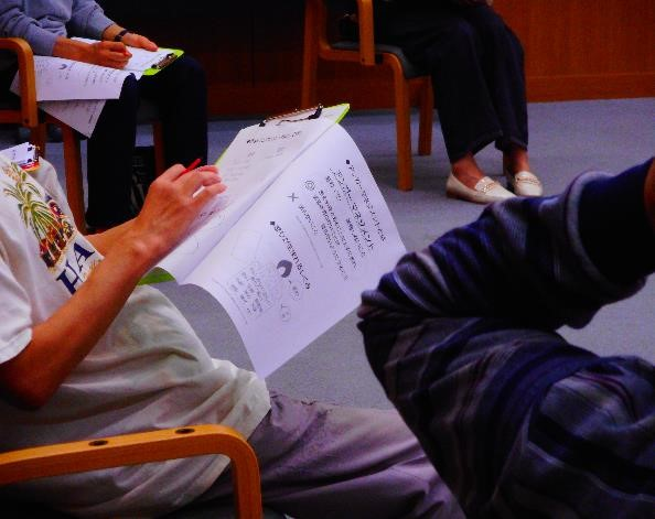 『「イライラ」と上手く付き合うためのアンガーマネジメント初級者講座』講演会写真3