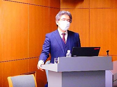 『お金の不安に負けない家計を作ろう』講師:ファイナンシャルプランナーの上野誠氏